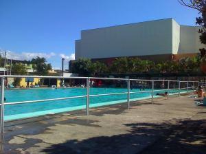 Piscina Palacio de los Deportes