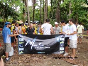 Moonrun, 2009, Playa Dominical, Costa Rica.