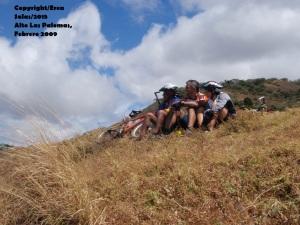 Ciclismos de montaña Alto Las Palomas, 2009
