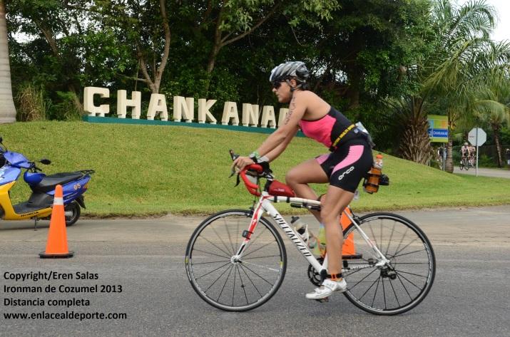 Indumentaria para ciclismo distancia completa de Ironman
