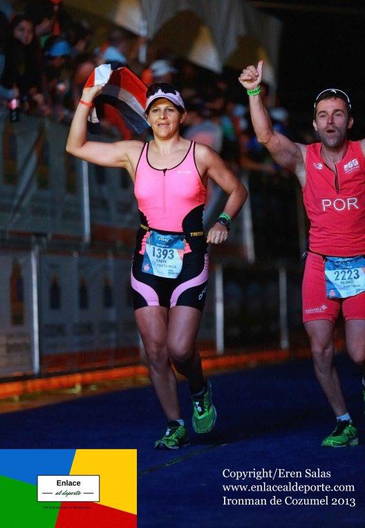 Maratón del Ironman